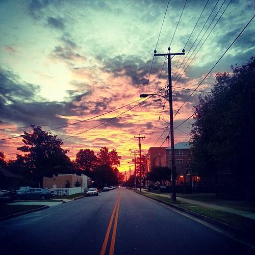 morning sky sun nature beautiful sunrise gorgeous scenic uploaded:by=flickstagram instagram:photo=55386637858709446238433534 instagram:venuename=olddominionuniversity instagram:venue=181906
