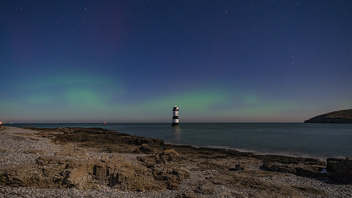 'Green Waves' - Penmon Point, Anglesey