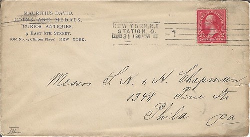 David, M. Interim envelope