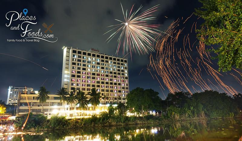 chiang mai loy krathong time lapse building 2