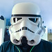 On my way to being a stormtrooper by chris favero