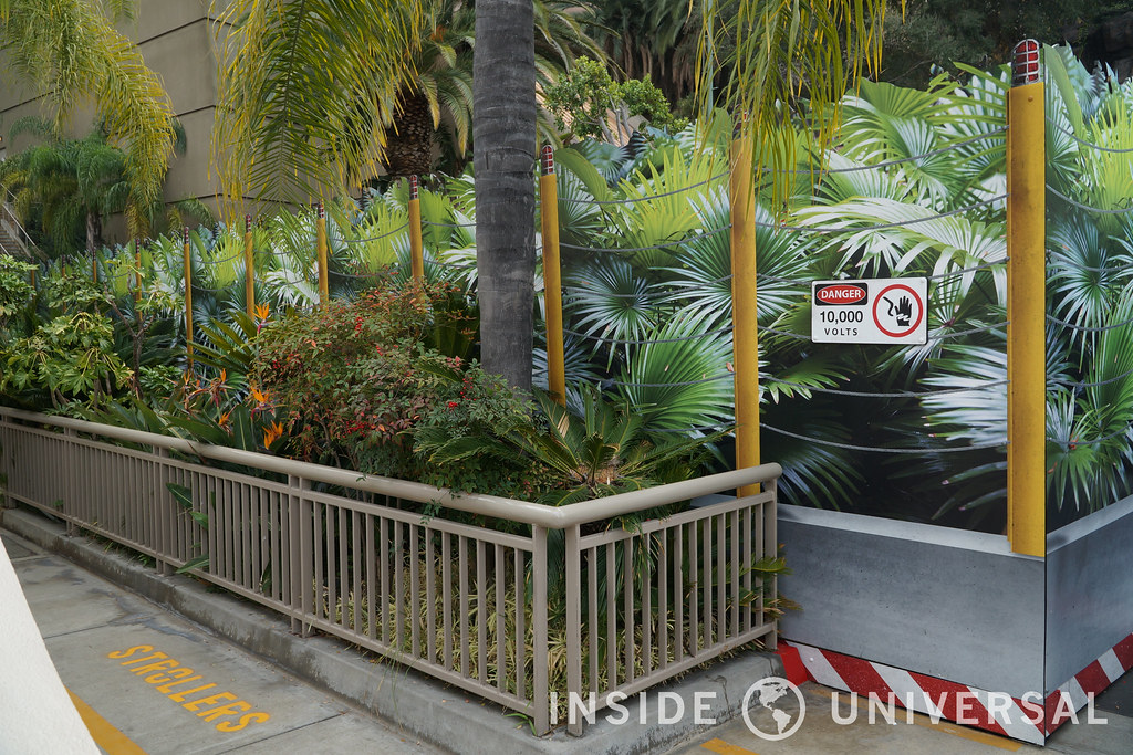 Photo Update: January 18, 2016 - Jurassic Park: The Ride