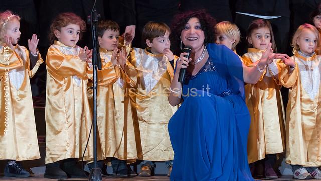 2015 Concerto di Natale con le Scuole d'Infanzia del Comune di Lecce