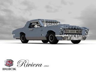 Buick 1965 Riviera Hardtop