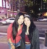 I love my little sis @samtakao  #friends #asian #longhairdontcare #dtla #losangeles #actors #tw