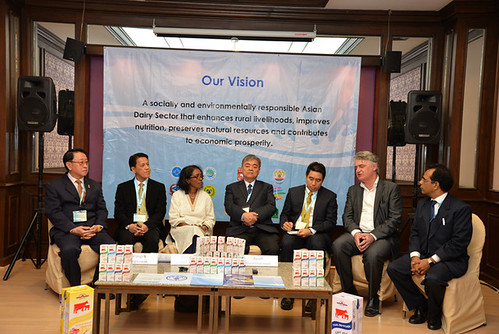 Dairy Asia's vision