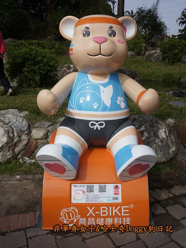 台中公園泰迪熊樂活熊嘉年華12