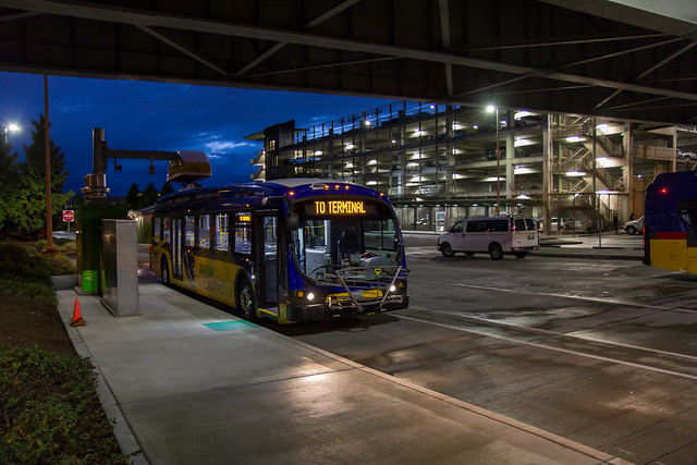 King County Metro Proterra Catalyst