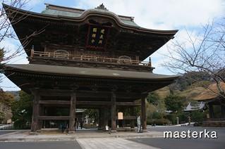 建長寺のお寺