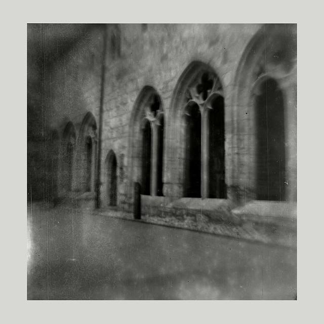 cloistered