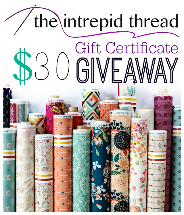 Intrepid Thread GIVEAWAY!