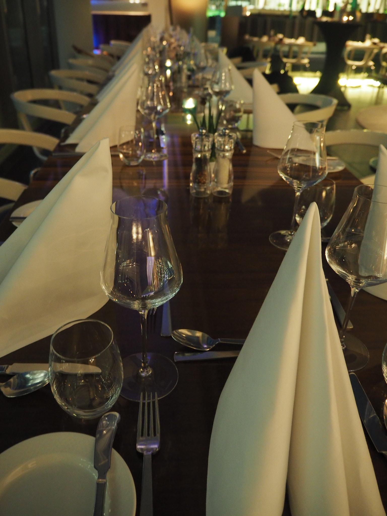 Radisson Blu Hotel, Restaurant Coast