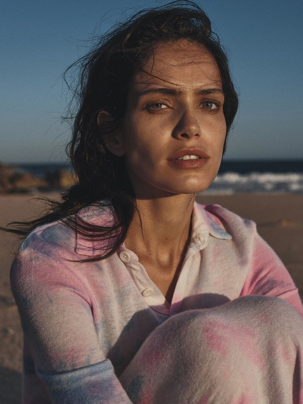Amanda Wellsh by Benny Horne for Vogue Australia February 2016