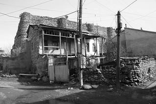 Telavi backstreets