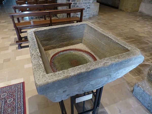 pulvino byzantin