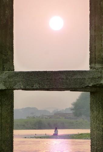 M16-Mandalay-Amarapura-Pont U Bein (34)