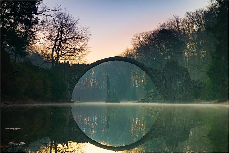 Puente diablo