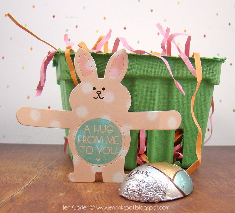 Jen Carter Bunny Hugger 3