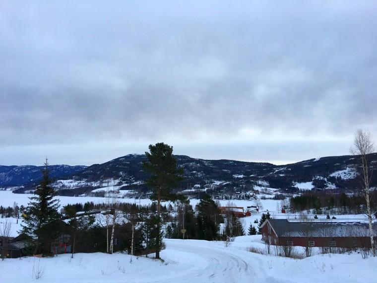 Exploring Norefjell Norway