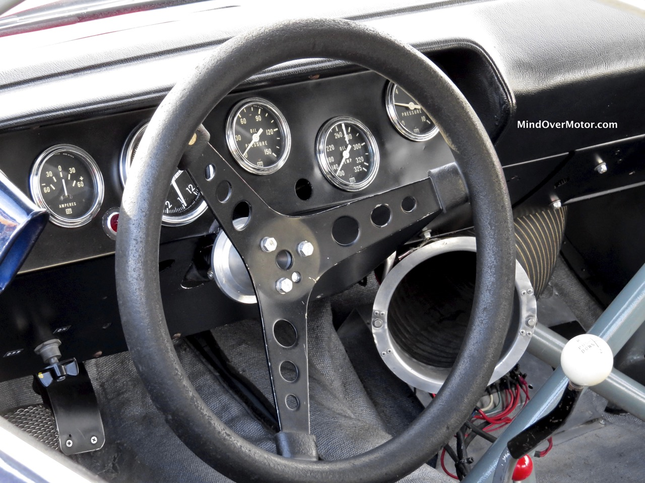 Dan Gurney Cuda Instrument Panel