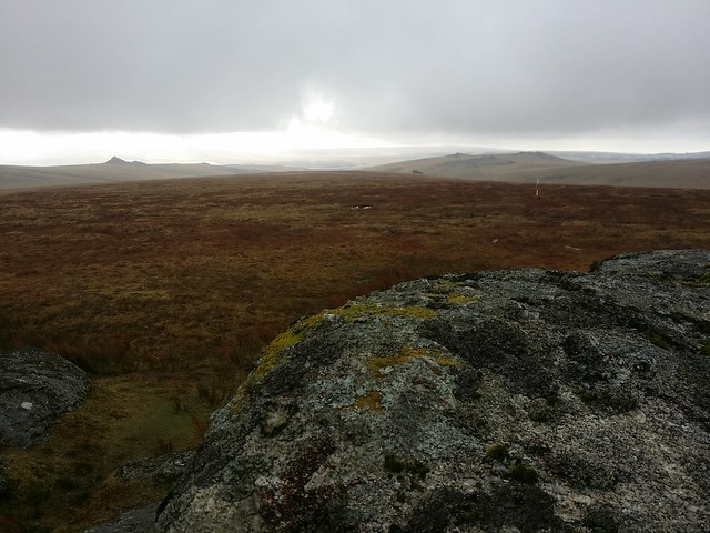 View from Rough Tor (West Dart)
