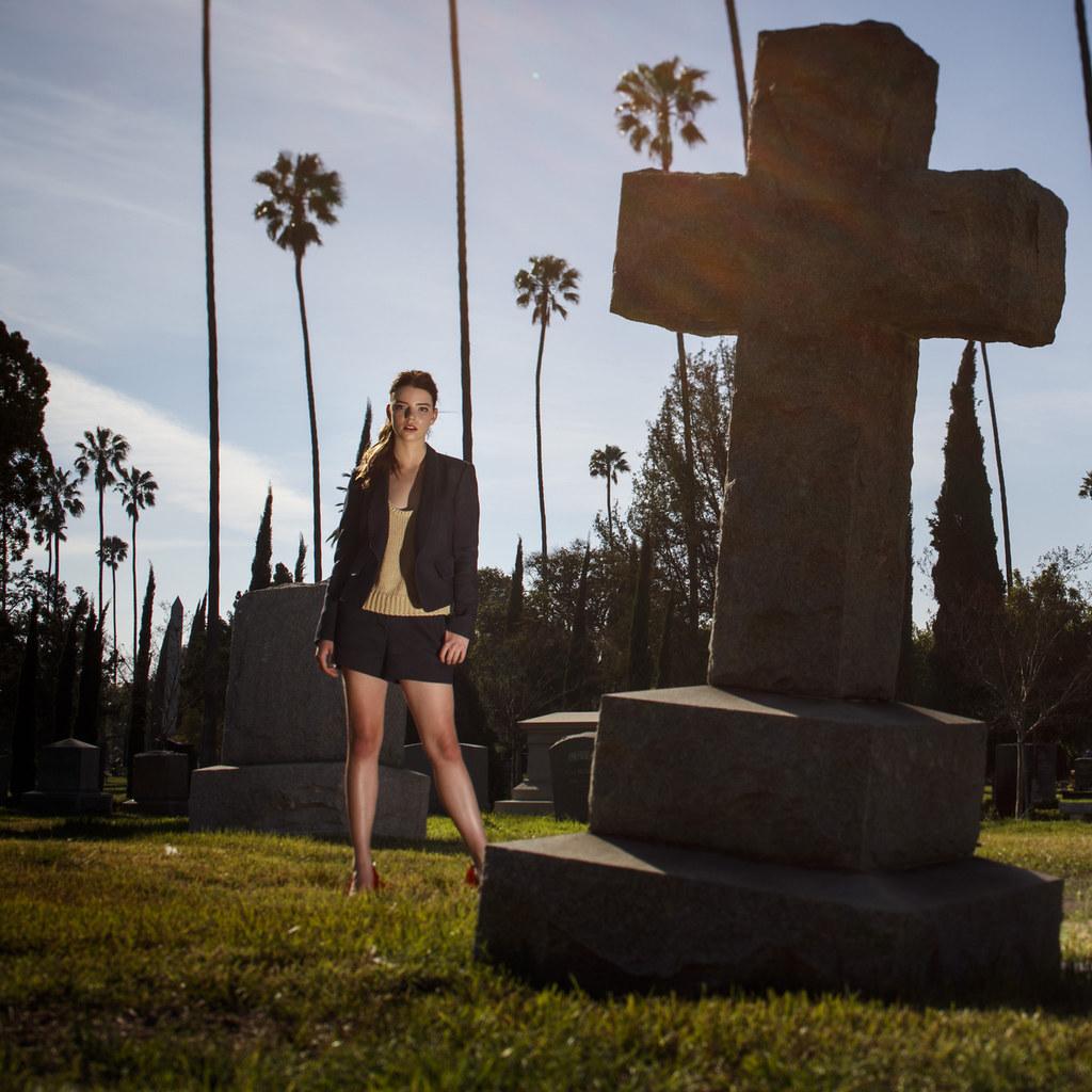 Аня Тейлор-Джой — Фотосессия для «LA Times» 2016 – 2