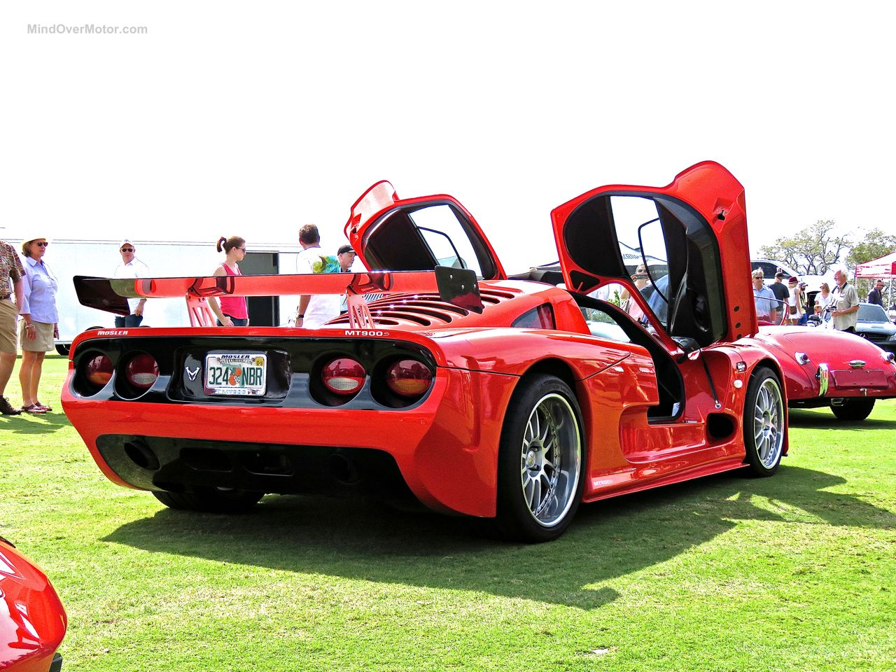 Mosler MT900 S Festivals of Speed Amelia Island 1