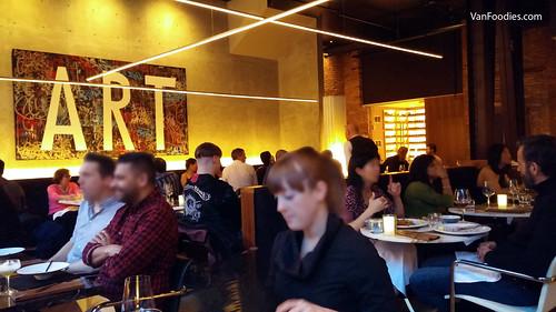 Bauhaus Restaurant Vancouver
