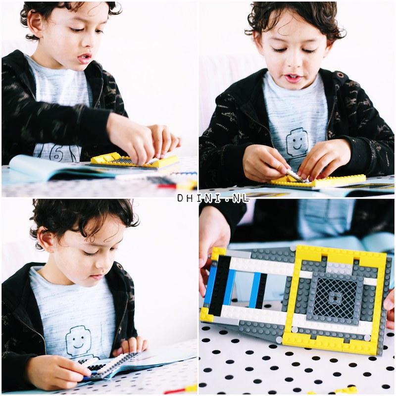 Djess en Lego 60119