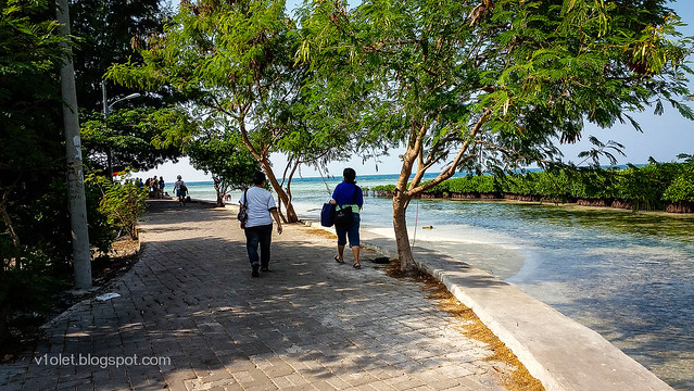 Pulau Pramuka Jalan1-091710rw