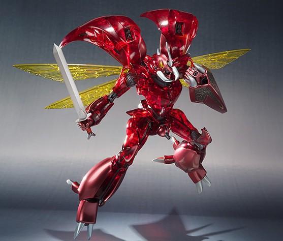 ROBOT魂《聖戰士丹拜因》雷普拉卡(ハイパー化Ver.)版本