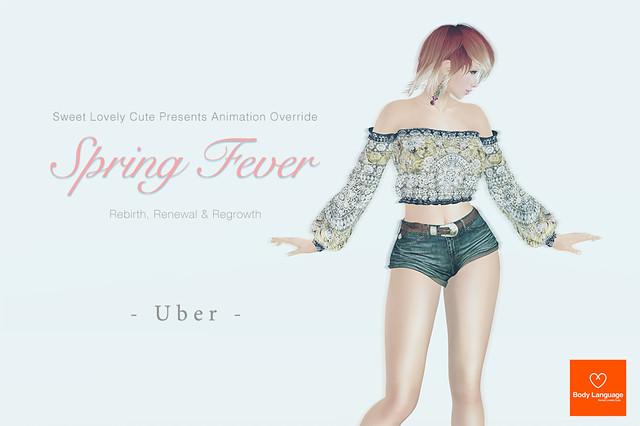 AO Spring Fever @ Uber