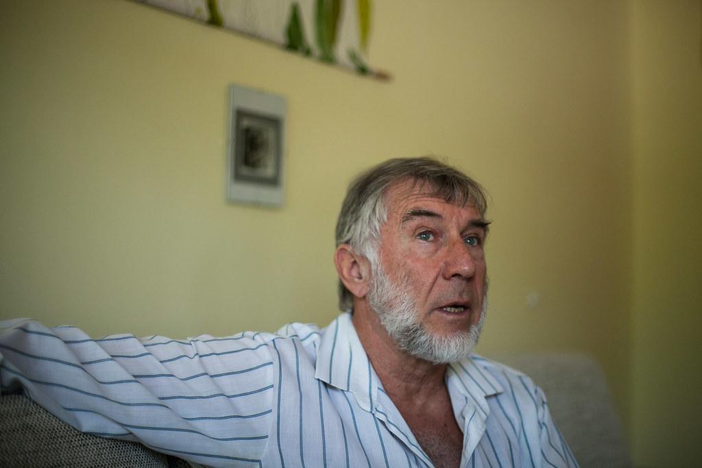 Tóth Miklós, a szigetvári kórház addiktológiai rehabilitációs osztályának vezetője