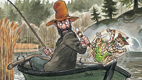 Sven Nordqvist, Findus goes Fishing