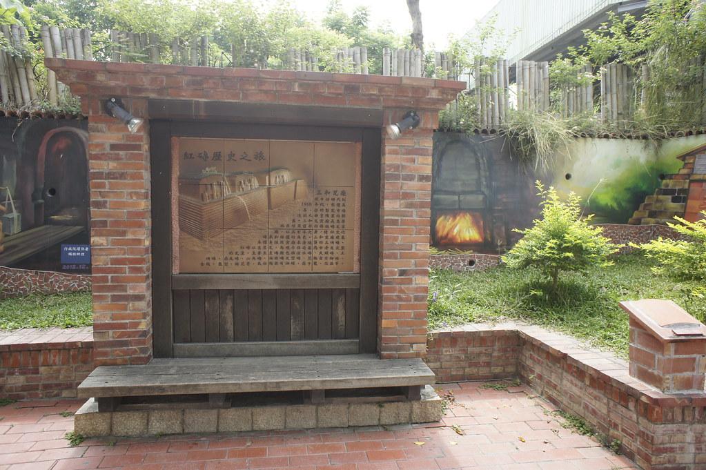 高雄市大樹區舊鐵道-三合瓦窯 (1)
