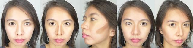 beautyuk ultimate contour palette