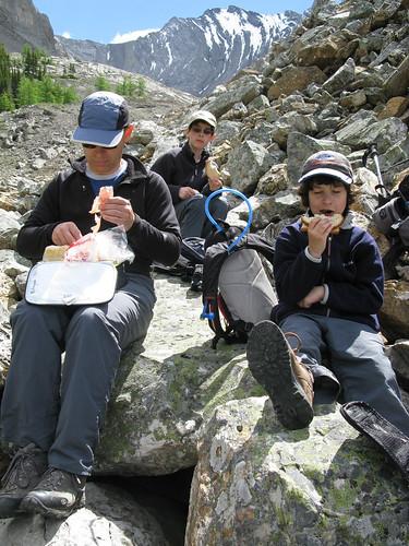 Arethusa-lunch-break