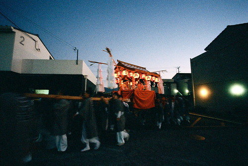 mikoshi tour