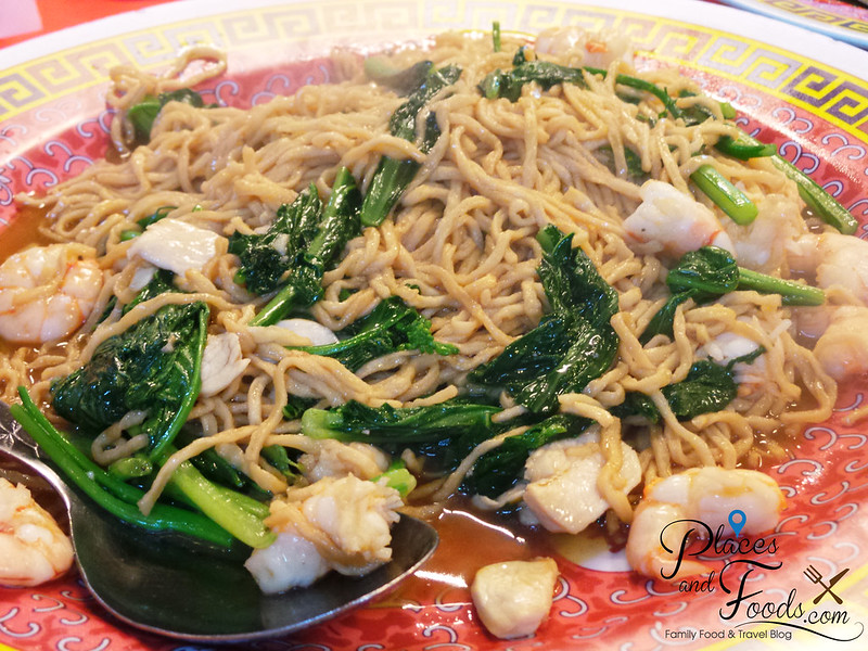 wong sifu pudu plaza stir fried yee mee