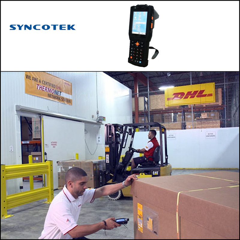 DHL lauched UHF RFID technology to track Parcels
