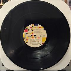 ROBBIE NEVILE:C'EST LA VIE(RECORD SIDE-B)
