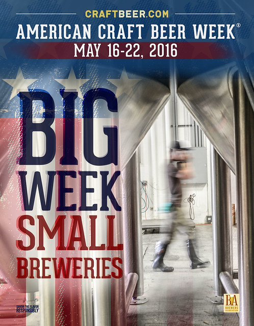 Big Week, Small Breweries