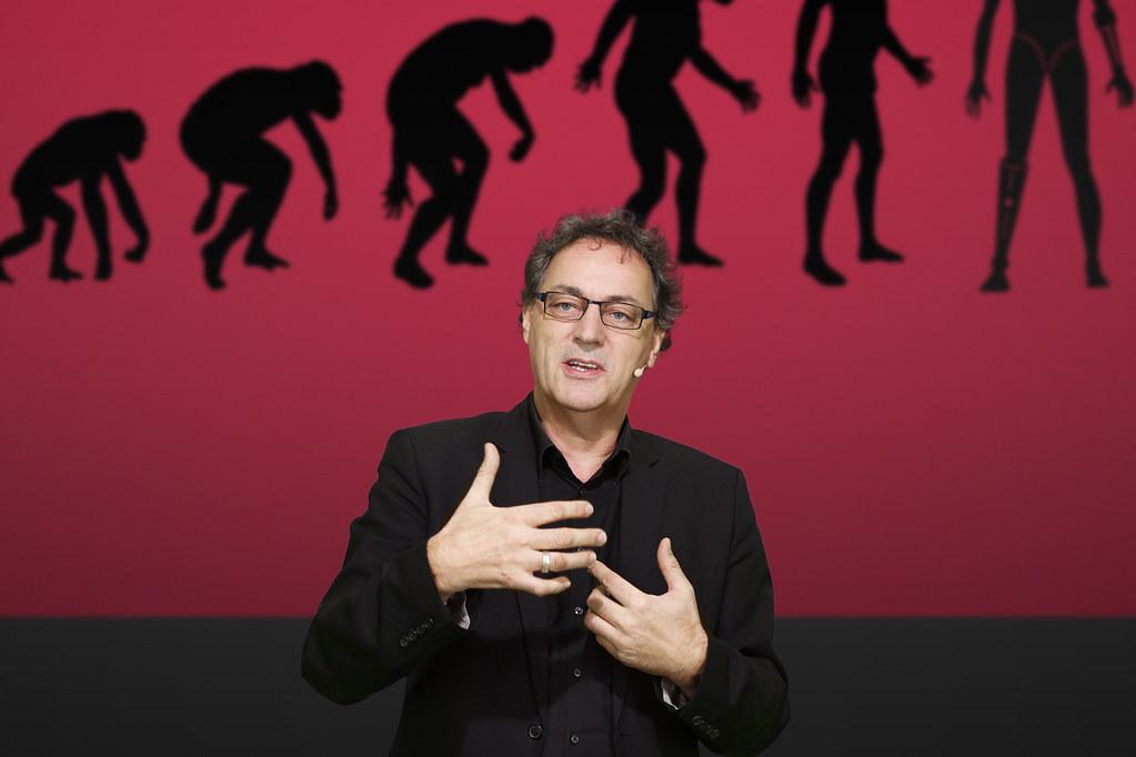 Futurist Keynote Speaker Gerd Leonhard