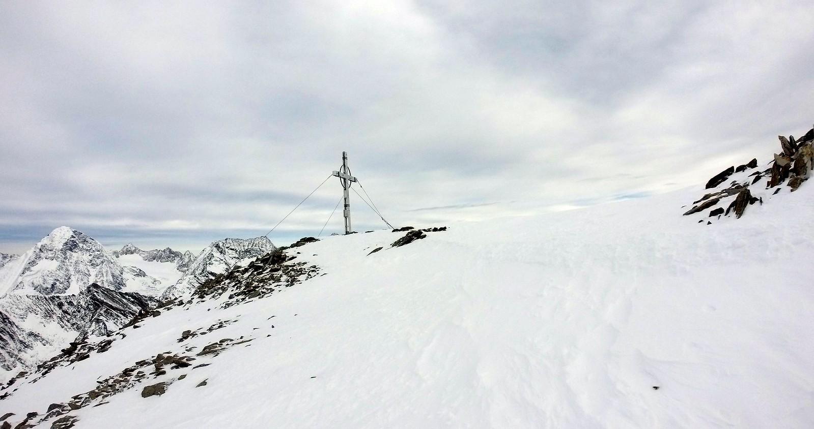 Hinterer Daunkopf (3.225m)