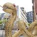Sydney Chinese New Year 2016 snake by goranhas