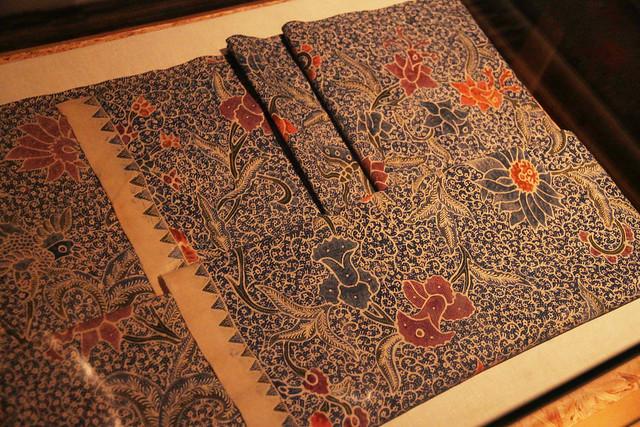 3蘭陽博物館-藍染特展1