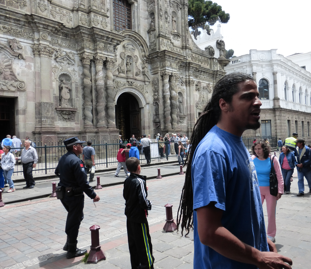 Quito Free Walking Tour
