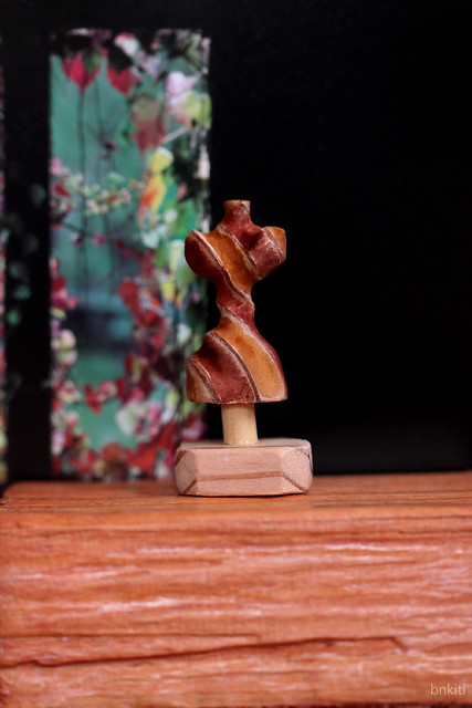 handmade miniature mannequin