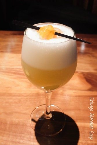 Pisco Sour Habanero