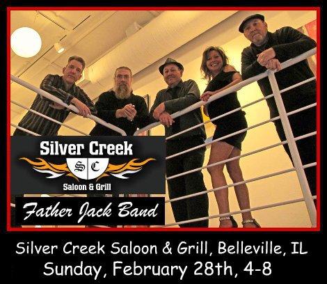 Father Jack Band 2-28-16
